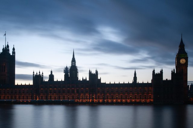 The Houses of Parliament in Westminster (Photo: Shutterstock)