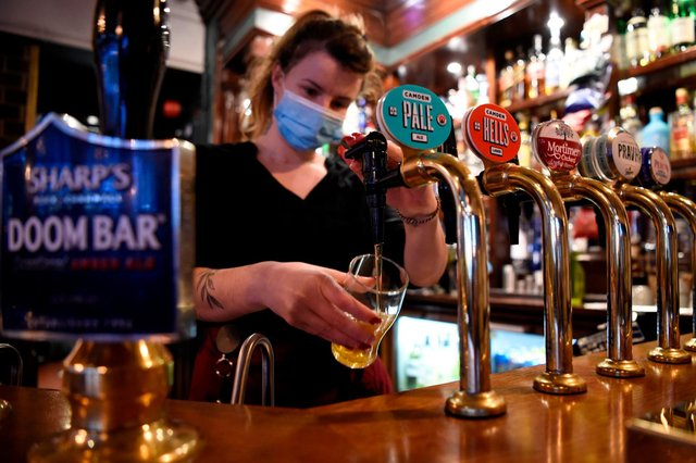 Trade bodies suggested Boris Johnson's idea for pub vaccine passports was 'simply unworkable' (Getty Images)