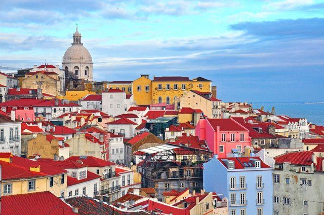 Portugal will reopen its borders to UK tourists from Monday (Shutterstock)