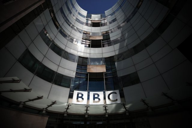 Broadcasting House, the headquarters of the BBC (Carl Court/Getty Images)