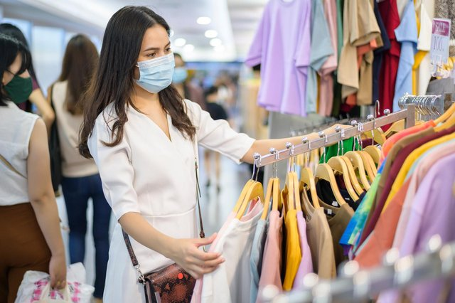 A rise in clothing, energy and petrol prices are driving the rate of inflation at present. (Pic: Shutterstock)