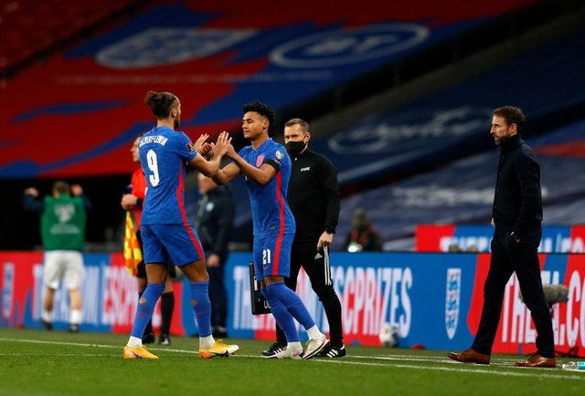 Dominic Calvert-Lewin and Ollie Watkins both started their careers off in the lower leagues.