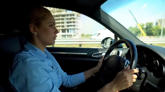 Time away from driving can increase motorists' anxiety