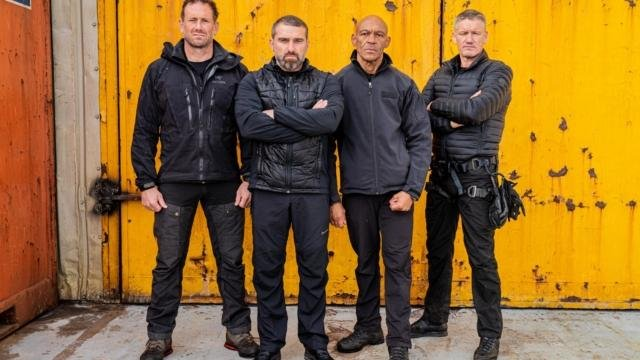 Foxy, Ant, Melvyn and Billy will return for the sixth series, which airs this Sunday on Channel 4 (Picture: Channel 4)