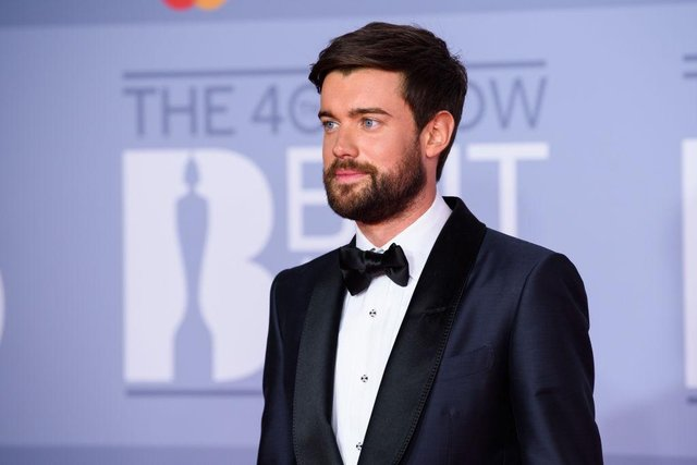 Comedian Jack Whitehall will host the Brits for a fourth year, pictured at The BRIT Awards 2020 (Picture: Getty Images)