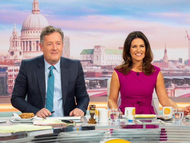 Susanna Reid will emerge as the 'solo star' of Good Morning Britain, according to reports (ITV)