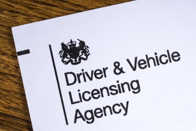DVLA manages everything from driving licences to car tax