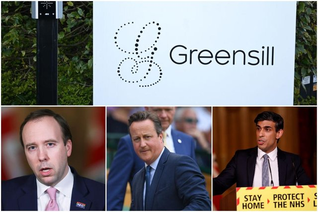 What is the Greensill scandal? David Cameron's lobbying of Greensill capital explained (Photos: GLYN KIRK/AFP via Getty Images, OLI SCARFF/AFP via Getty Images, Tolga Akmen - WPA Pool/Getty Images, Hannah McKay - WPA Pool/Getty Images)