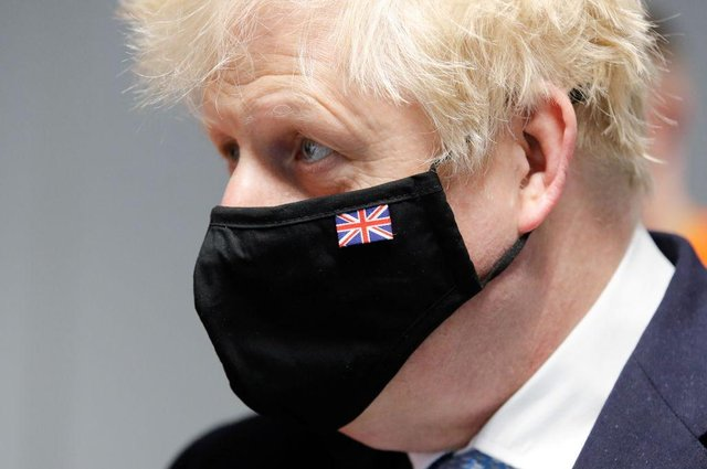 Johnson looks likely to deny Sturgeon a second independence referendum (Picture: Getty Images)